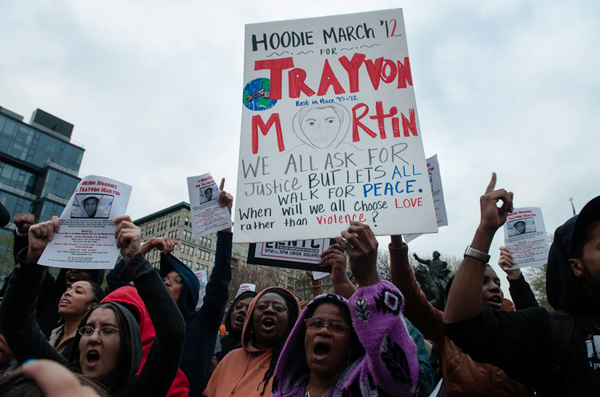 Million Hoodie March NYC
