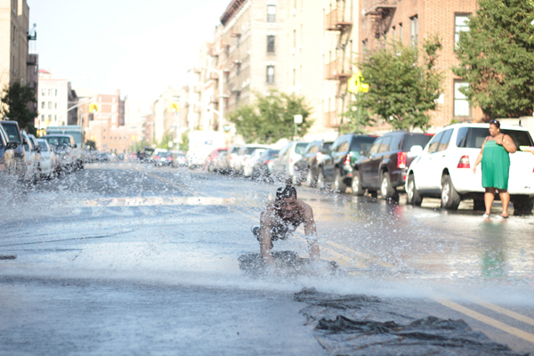 Summer in Washington Heights