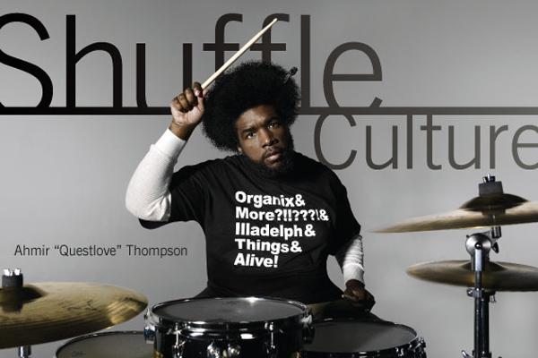 BAM - Shuffle Culture Questlove