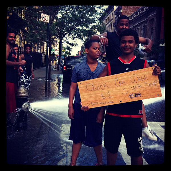 Fire Hydrant - Washington Heights