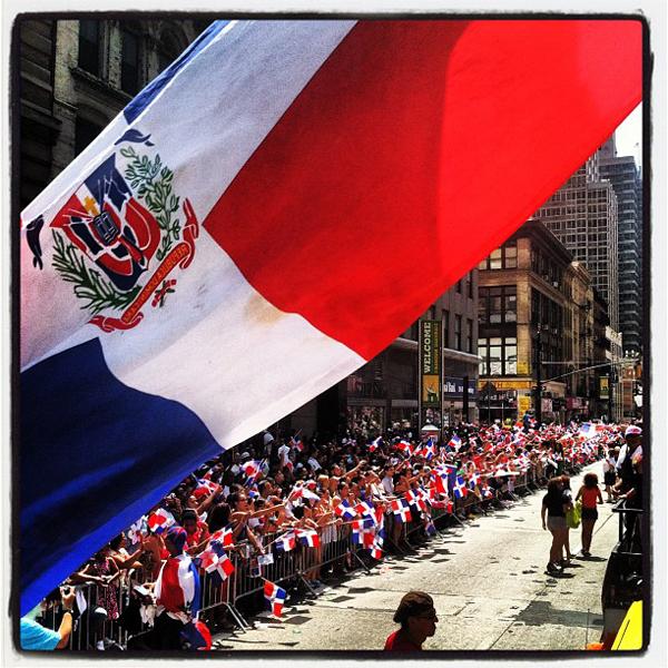 DR Parade Flag
