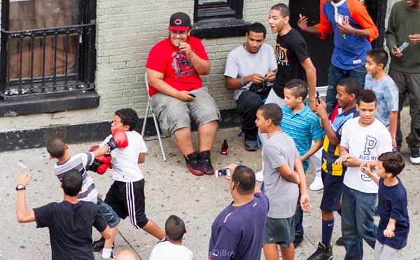 Kids Boxing - Washington Heights