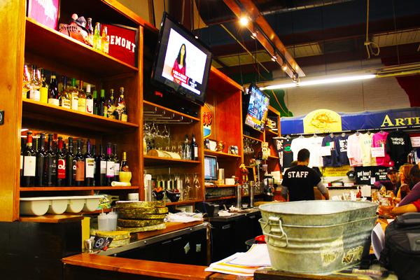 Bronx Beer Hall Bar