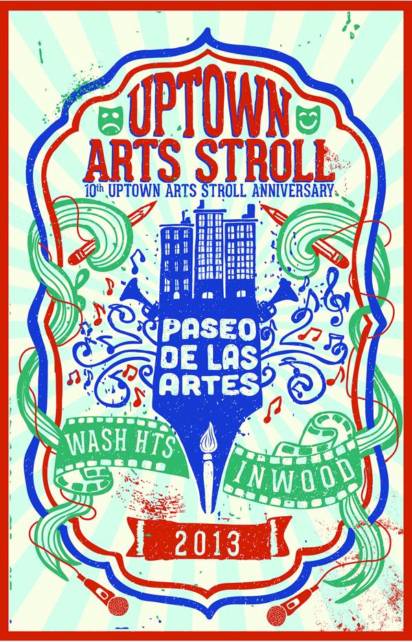 2013 Uptown Arts Stroll