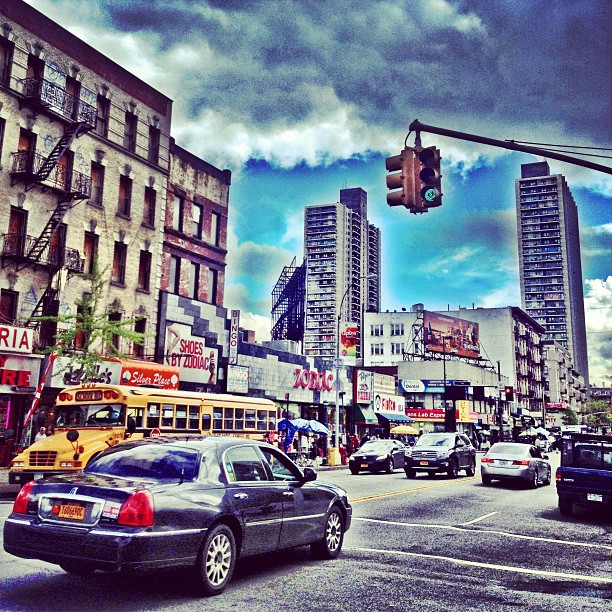 183rd Street & St. Nicholas- Washington Heights