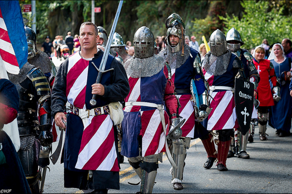 Medieval Festival - Fort Tryon Park - Washington Heights