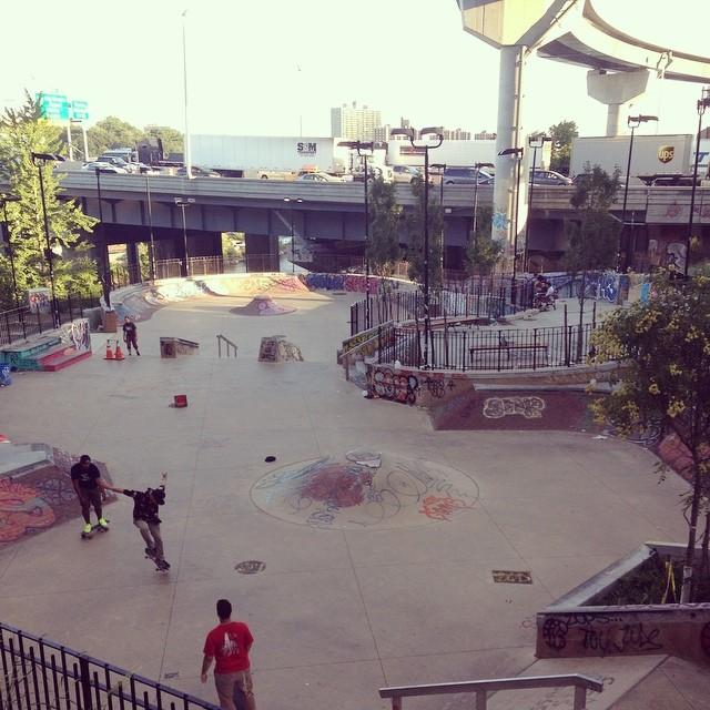 Emil Baez - Washington Heights Skate Park