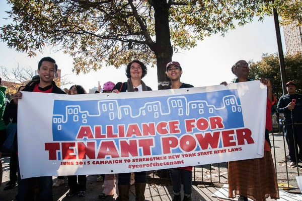Renters' March - Alliance for Tenant Power