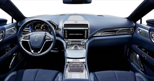 Lincoln Continental Concept - NY Auto Show