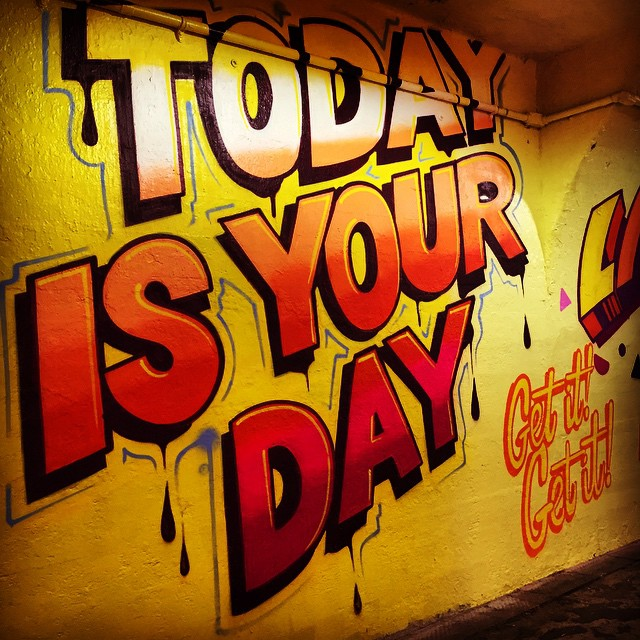 191 Street Tunnel - Today is Your Day