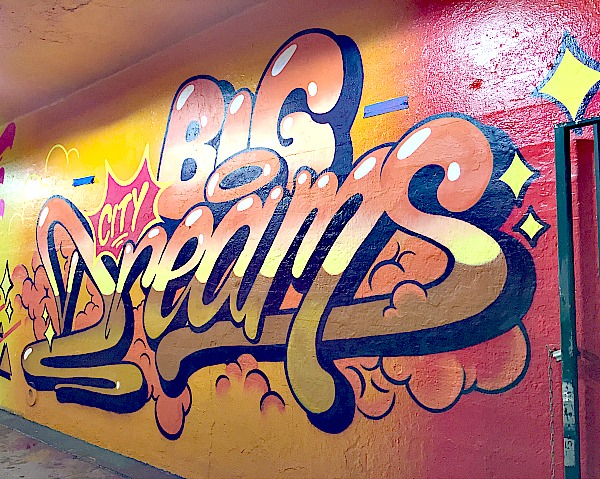 191 Street Tunnel - Washington Heights - Big City Dreams