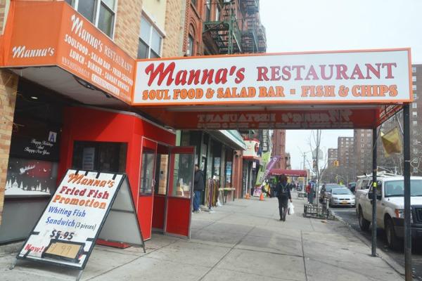 Manna's Harlem