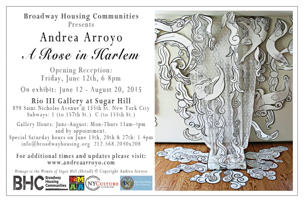 6-12 Andrea Arroyo_A Rose in Harlem Exhibition RGB