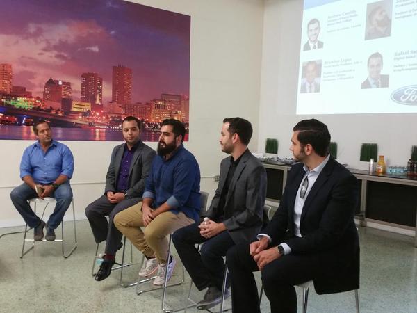 Ford Millennials - Panel