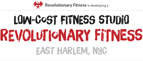 Revolutionary Fitness