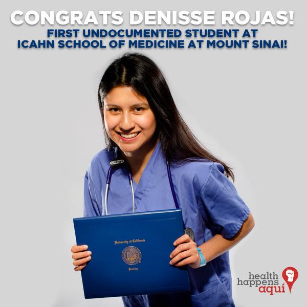 Denisse Rojas - ICAHN Medical School Mount Sinai