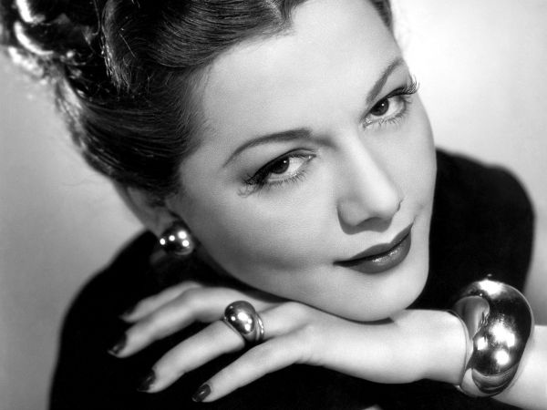 Maria Montez - Black and White