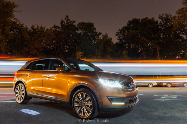 2016 Lincoln MKX - Main - HDR