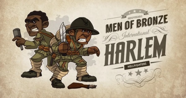 Harlem Hell Fighters - Heroes of Color
