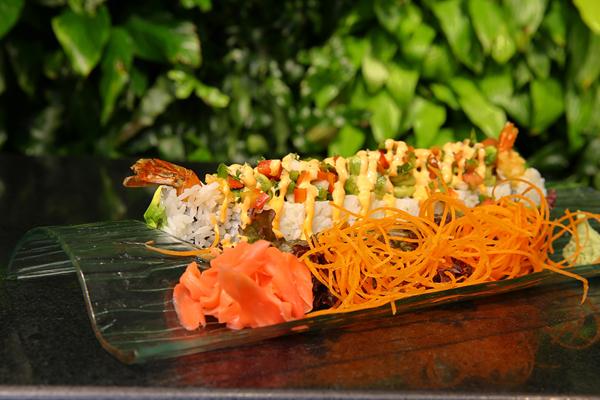 Mamasushi Roll