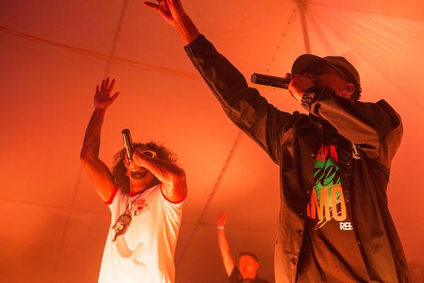 Afro Latino Festival - Los Rakas