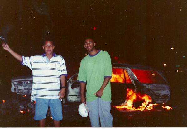 The Washington Heights Riots of 1992