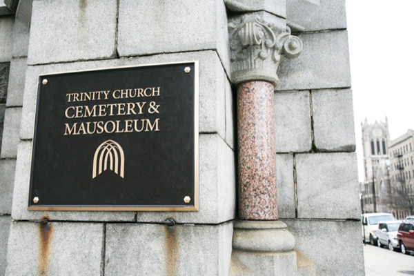 Trinity Cemetery Washington Heights - Briana E. Heard