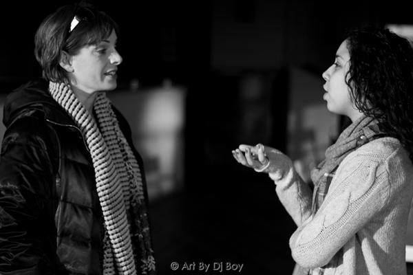 Zahaira Curiel and Liza Politi of Statement Arts