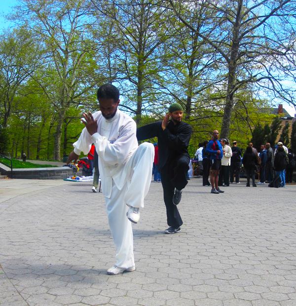 Harlem Tai Chi Day