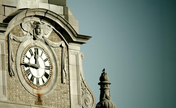 Clock Tower - Washington Heights