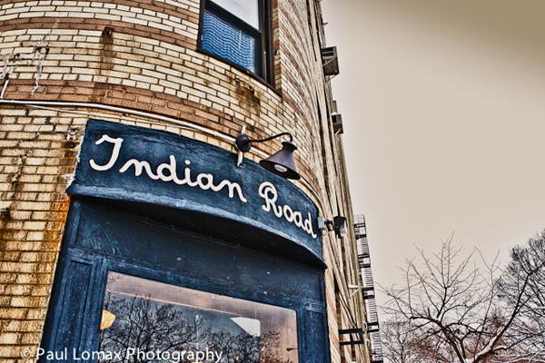 Indian Road Cafe Inwood