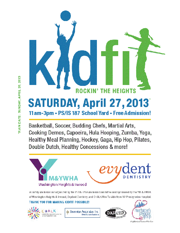 KidFit In The Heights