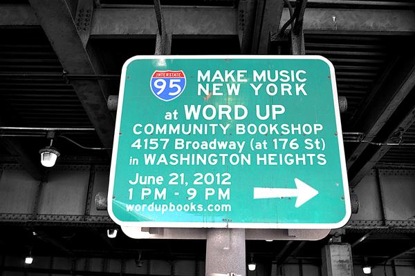 Word Up Books - Washington Heights