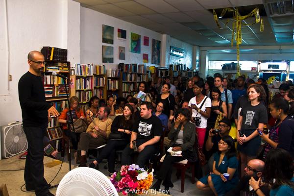 Junot Diaz Word Up Books Washington Heights