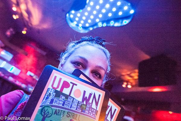 2012 Uptown Arts Stroll Closing Reception @ Arka