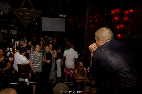 Oveous Listening Party - Katra