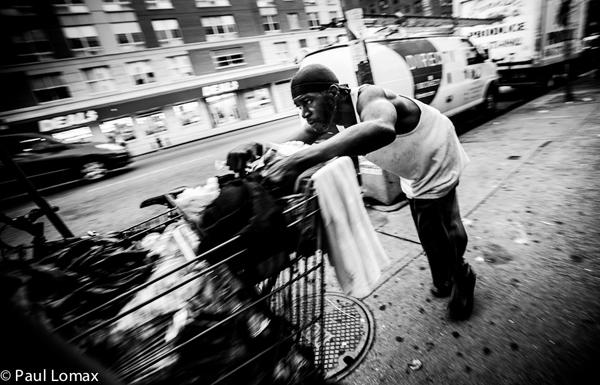 Paul Lomax - Washington Heights Summer 2012