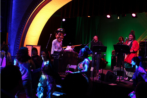 Harlem Stage - Fats Waller Dance Party