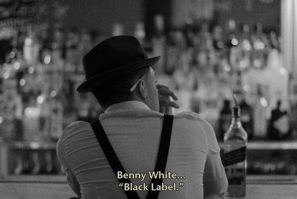 Benny White - Black Label