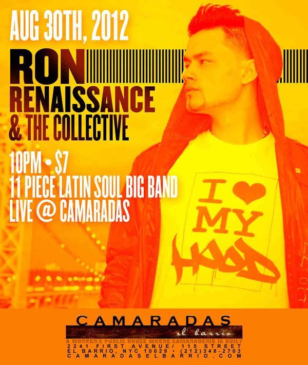 Ron Renaissance Camaradas