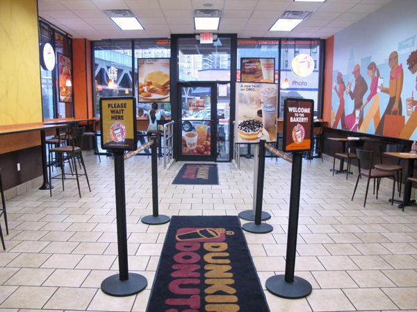 Alonso's Dunkin Donuts store