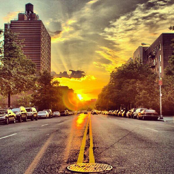 Inwood NYC Sunrise