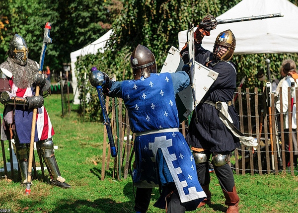 Medieval festival - Washington heights - Wallace Flores