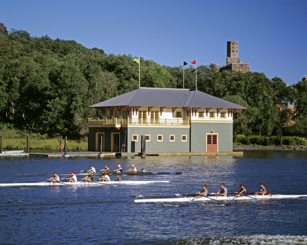 Peter Jay Sharp Boathouse