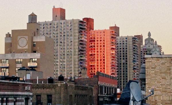 The Bridge Apartments - Washington Heights