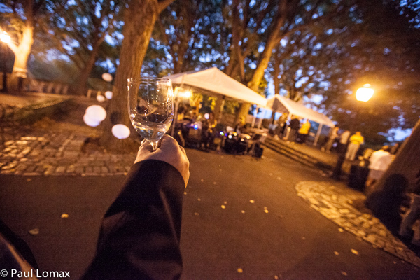 A Toast to Fort Tryon Park