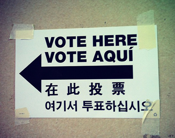 Vote Here