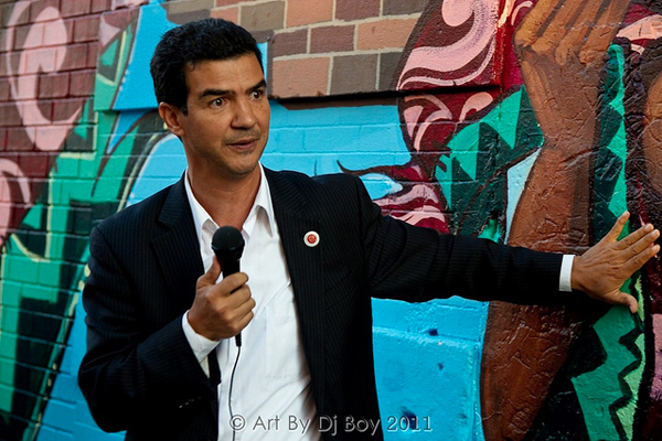 Ydanis Speaks - UC