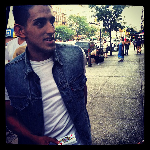 Zack Mirza - Washington Heights