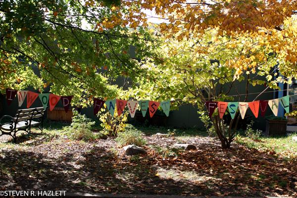 Inwood Hill Park Harvest Festival